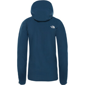 The North Face Apex Flex Dryvent Jacket Dame blue wing teal